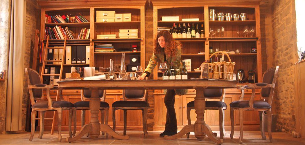 Burgundy Wine School®